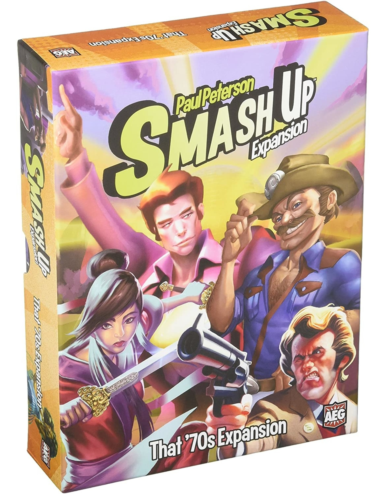Smash Up: That '70s Expansion