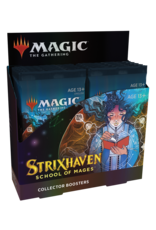 Strixhaven - Collector Booster Display