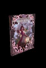 D&D 5th Edition: Van Richten's Guide to Ravenloft, Alt Cover