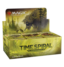 Magic the Gathering: Time Spiral Remastered - Draft Booster Display