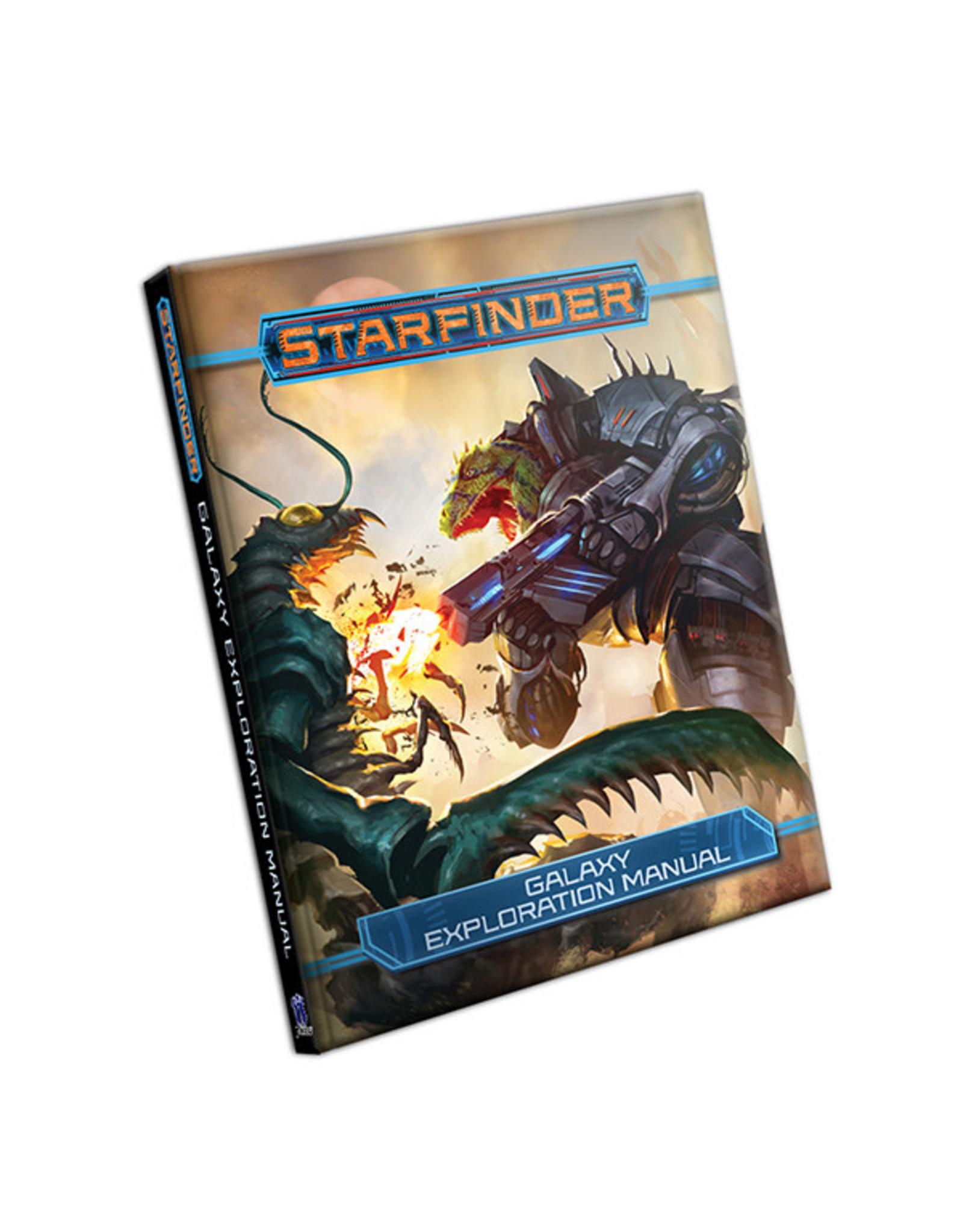 (Pre-Order) Starfinder RPG: Galaxy Exploration Manual