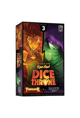 Dice Throne: Season 1 - Pyromancer vs Shadow Thief