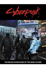 Cyberpunk Red - Core Rulebook