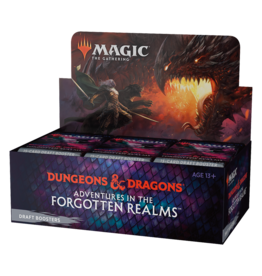 Adventures in the Forgotten Realms - Draft Booster Display