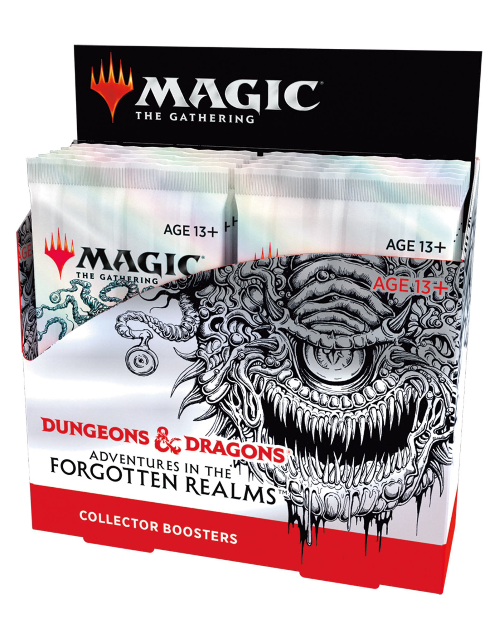 Adventures in the Forgotten Realms - Collector Booster Display
