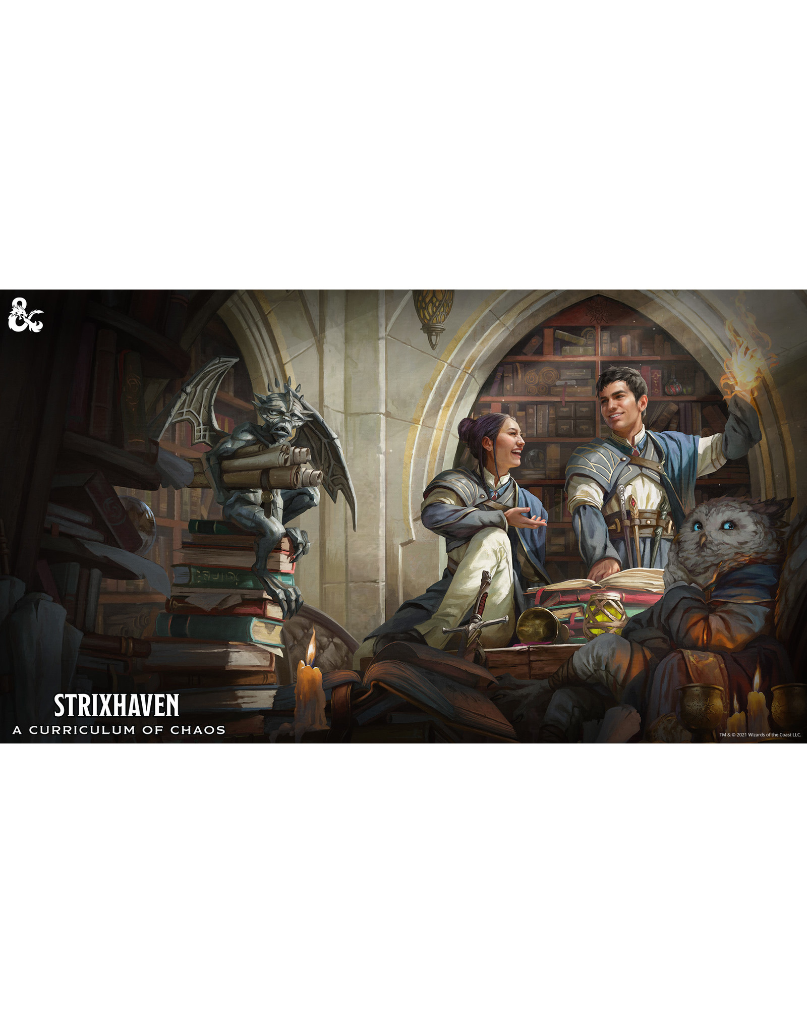 (Pre-Order) Dungeons and Dragons: Strixhaven- Curriculum of Chaos