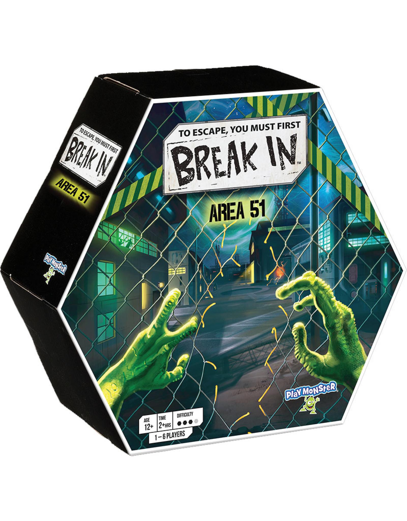Break In: Area 51