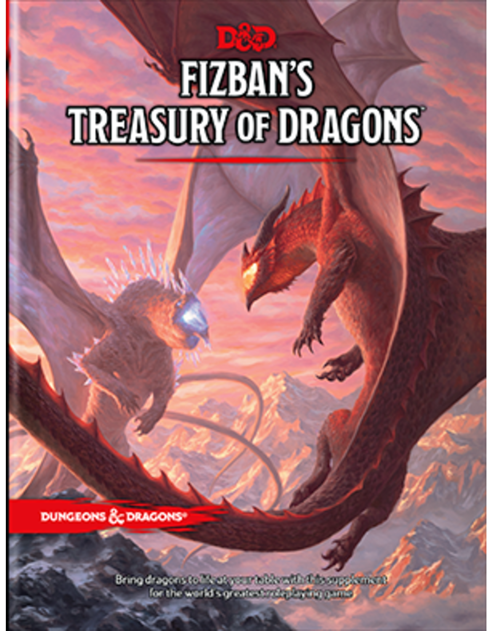 (Pre-Order) Dungeons and Dragons: Fizban`s Treasury of Dragons