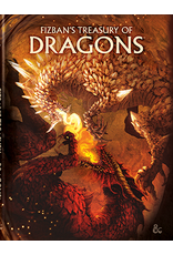 (Pre-Order) Dungeons and Dragons: Fizban`s Treasury of Dragons (Alternate Art Cover)