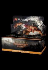 MtG: Innistrad: Midnight Hunt Draft Booster Display