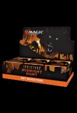 MtG: Innistrad: Midnight Hunt Set Booster Display
