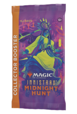 (Pre-Order) MtG: Innistrad: Midnight Hunt Collector Booster Pack