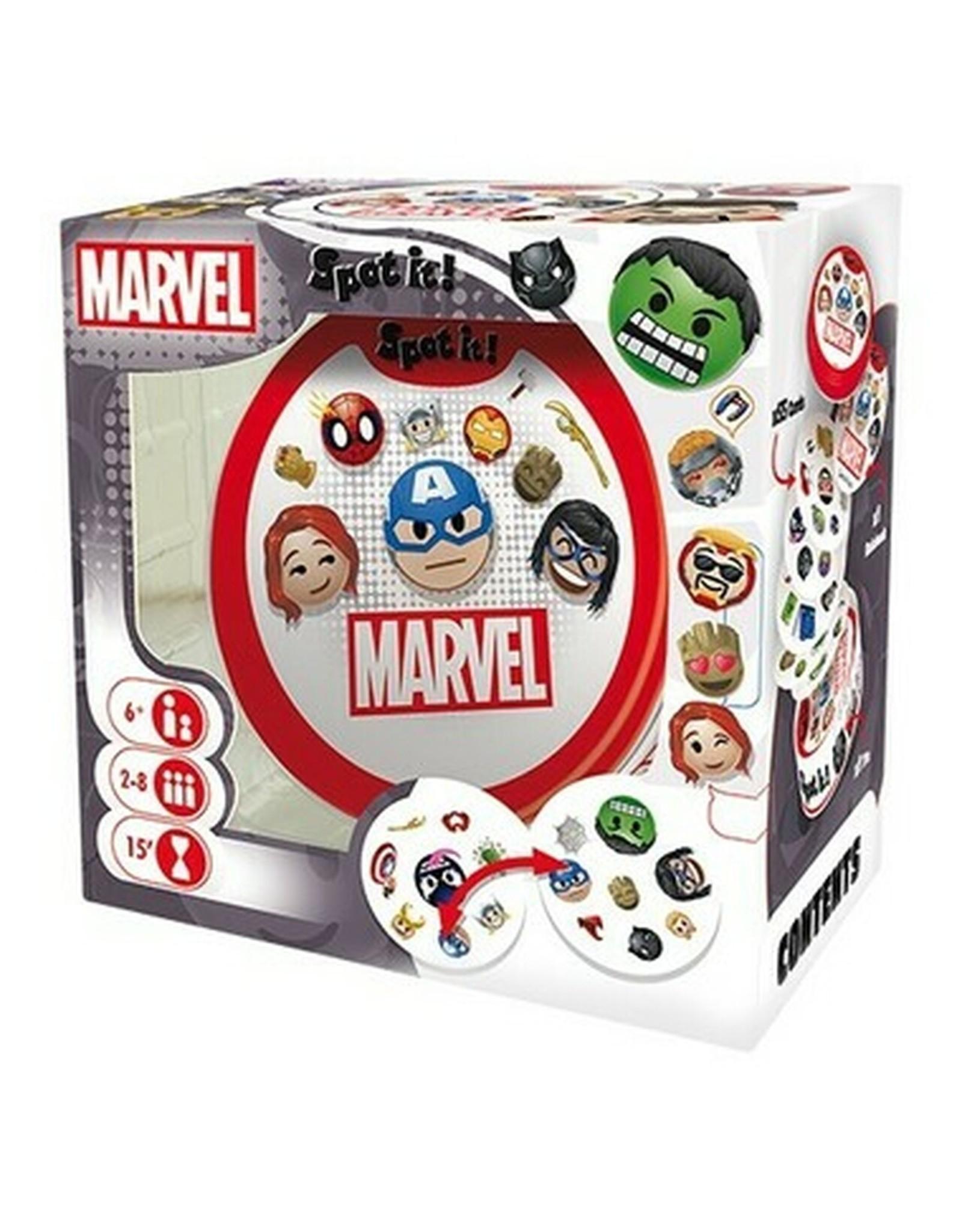 Spot It: Marvel