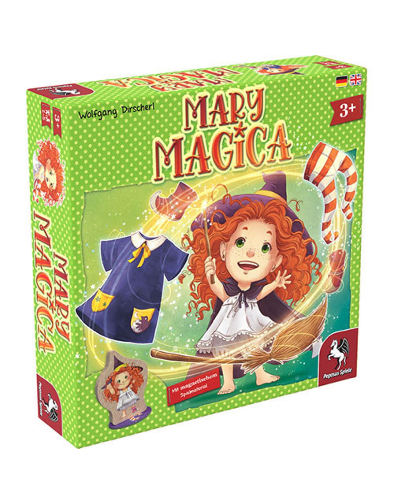 Mary Magica