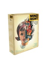 MIND MGMT - The Psychic Espionage Game