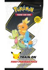 Pokemon - First Partners Pack Hoenn