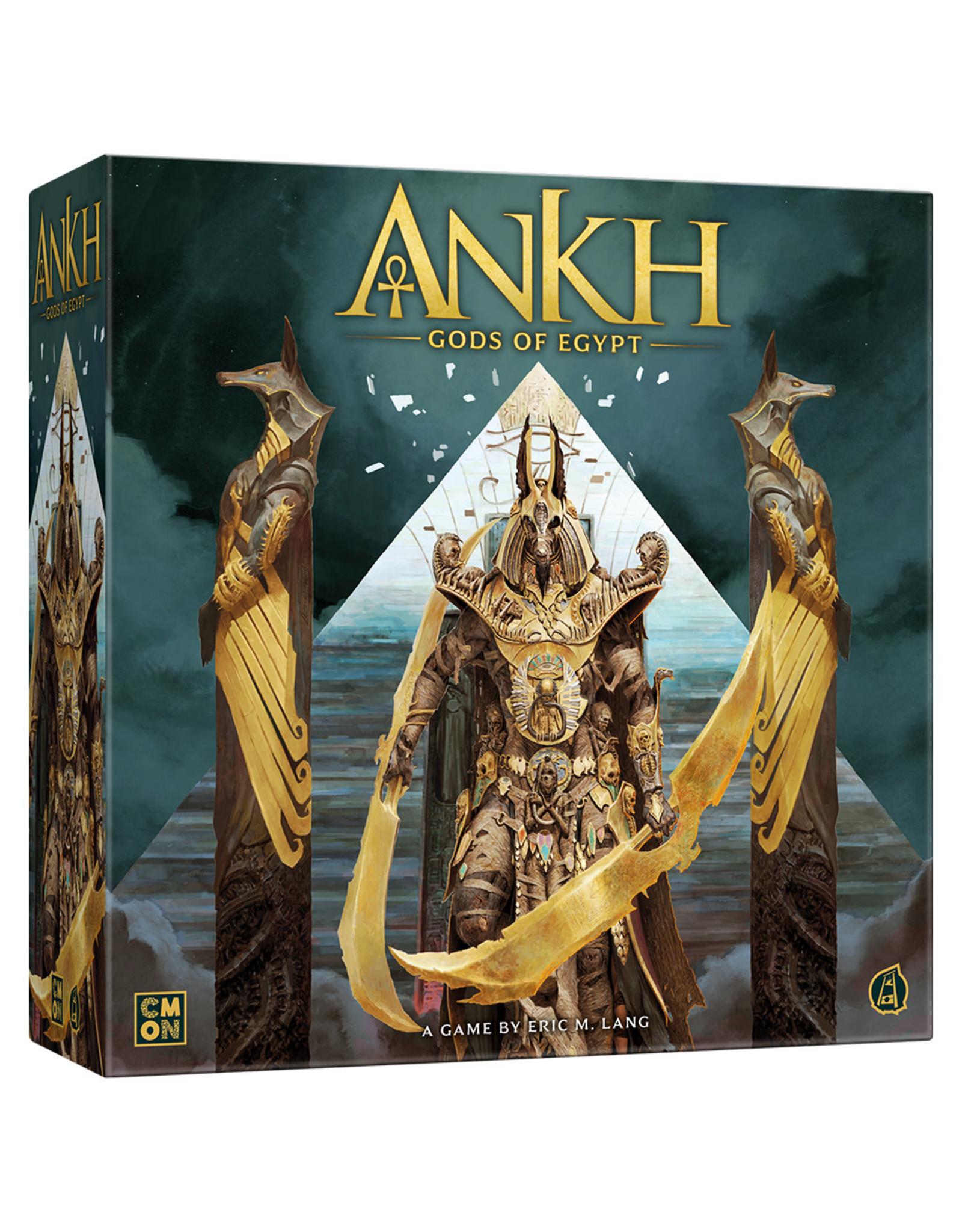 (Pre-Order) Ankh: Gods of Egypt