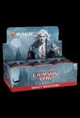 (Pre-Order) MtG: Innistrad - Crimson Vow - Draft Booster Display