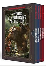 Dungeons and Dragons: Young Adventurer's Collection