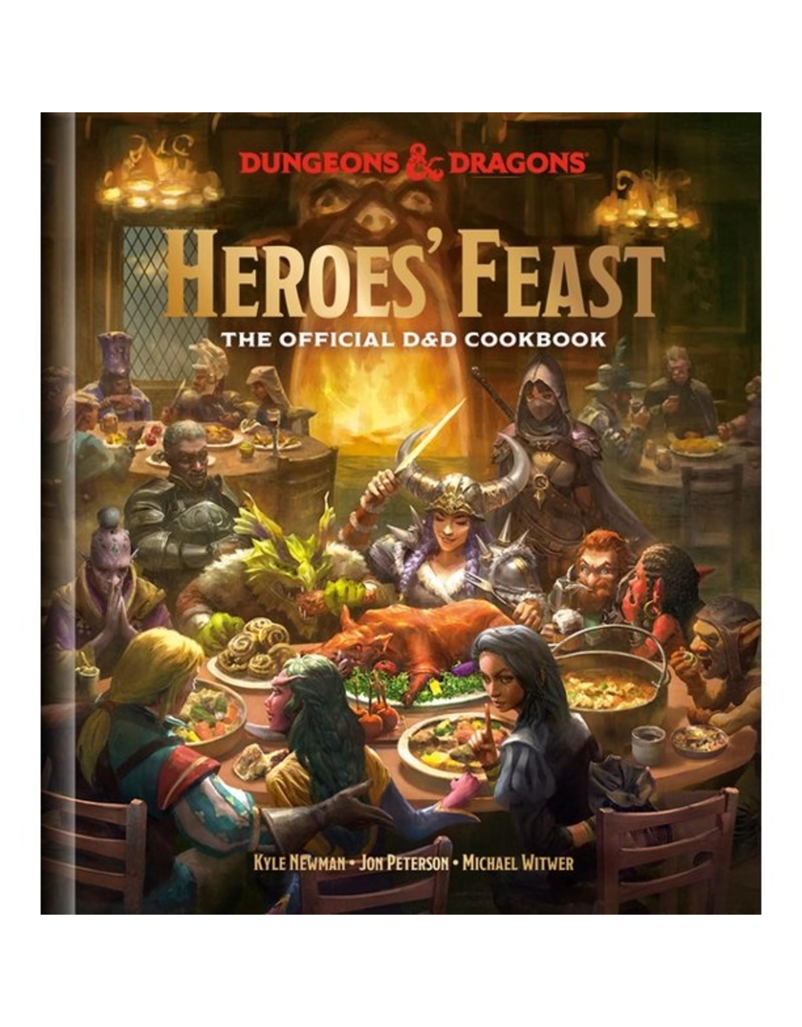 Heroes Feast: Dungeons & Dragons Cookbook