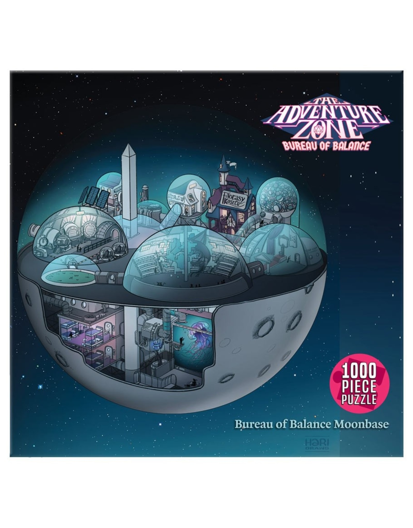 Puzzle - The Adventure Zone