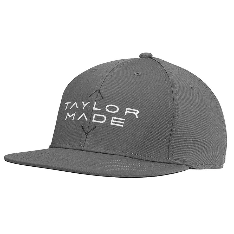 TaylorMade Flat Bill Stretch Hat