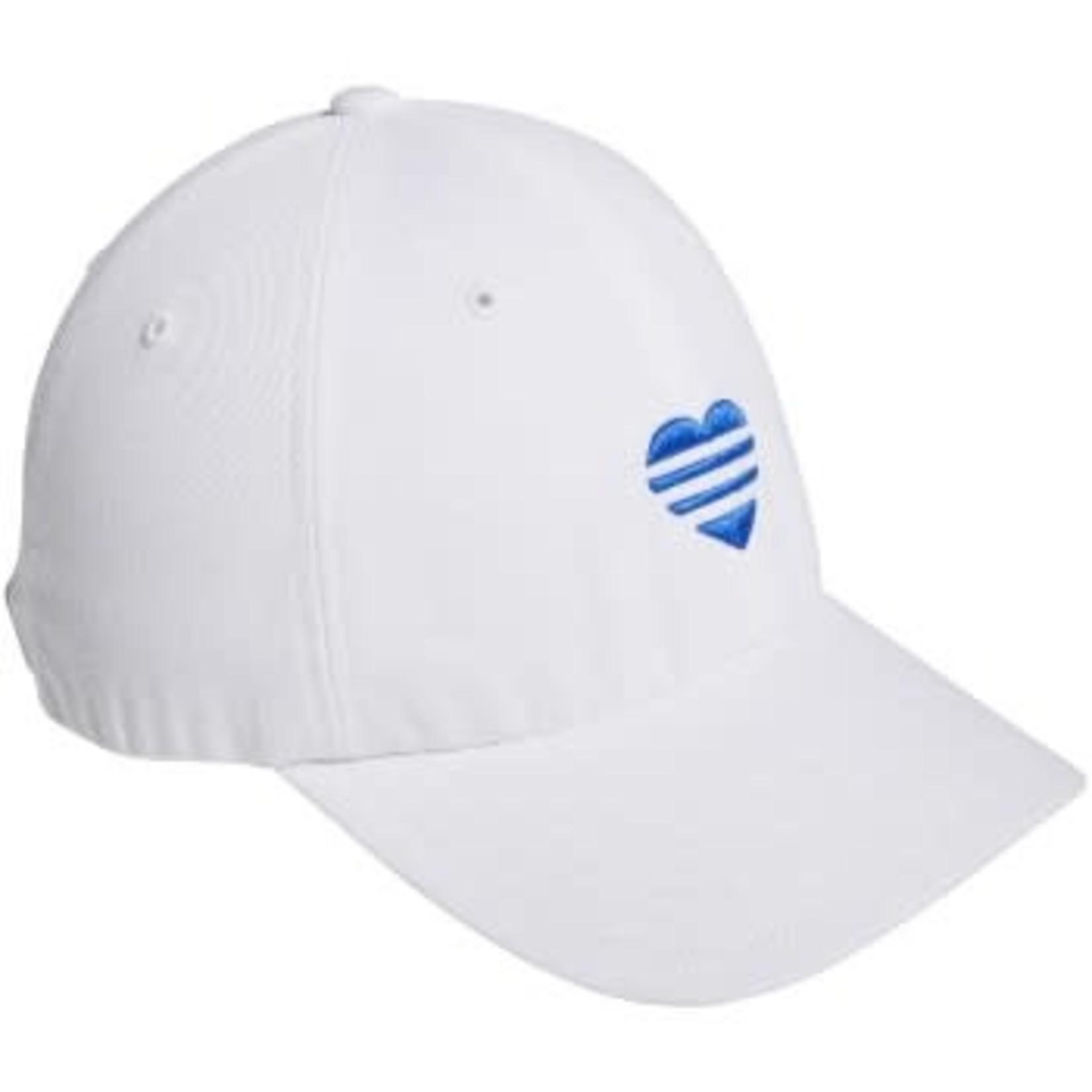 Adidas Women's 3 Stripe Heart Hat