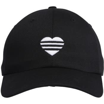 Adidas Women's 3 Stripe Heart Hat
