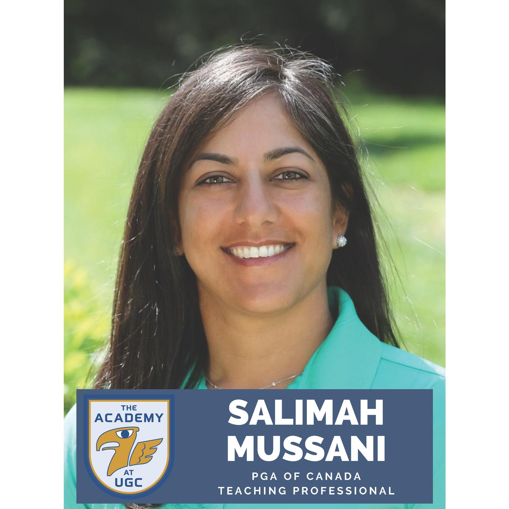 Salimah Mussani Lessons