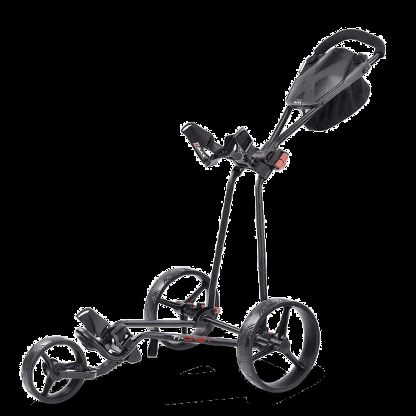 Big Max Big Max Ti One Push Cart