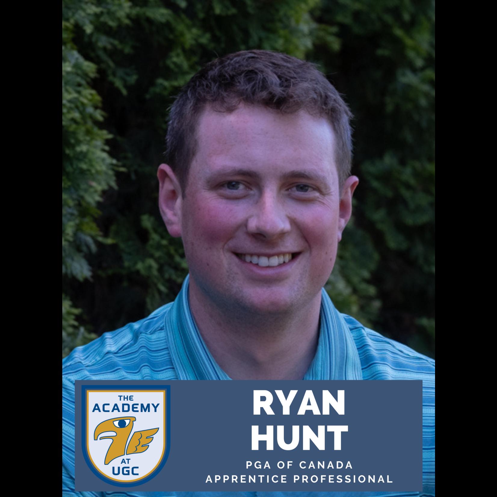 Ryan Hunt Lessons