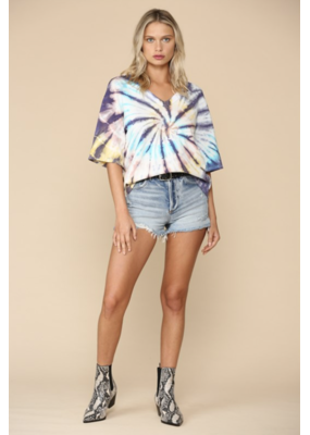 By Together By Together Tie Dye Purple/Blue