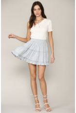 BYTOGETH By Together Ruffle Mini Skirt