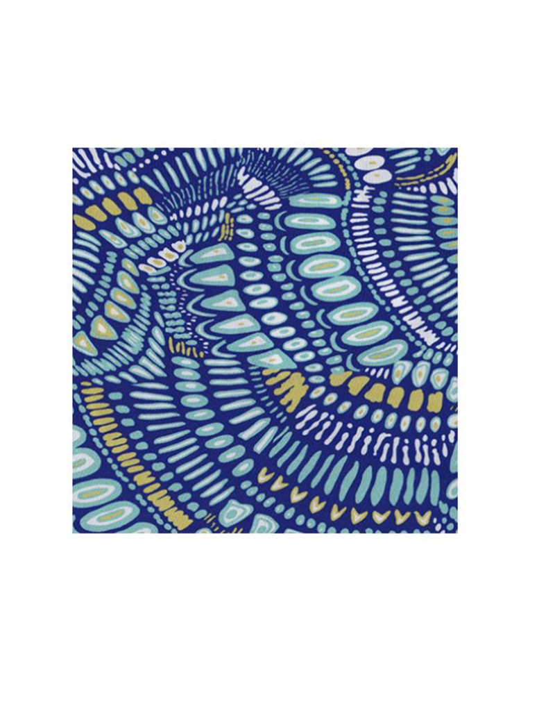 SALAAM Salaam Flippy Skirt Blue