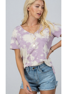 Trend Notes Trend Notes Tie Dye Lavender