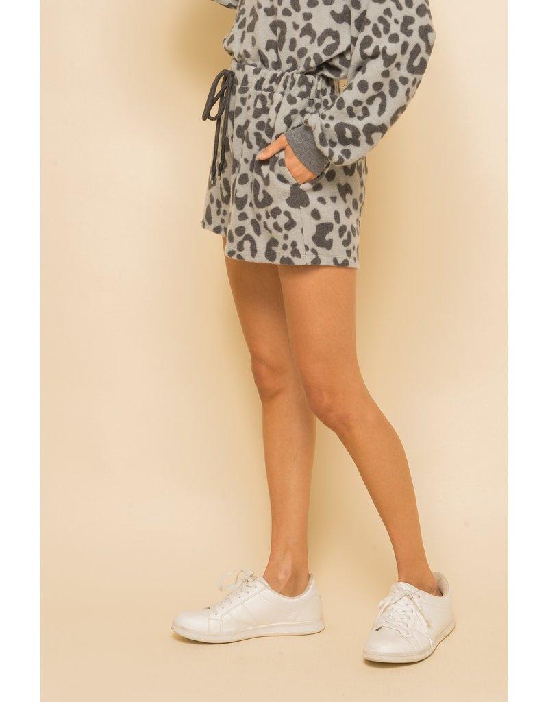 Hem & Thread Hem + Thread Shorts Grey/Charcoal
