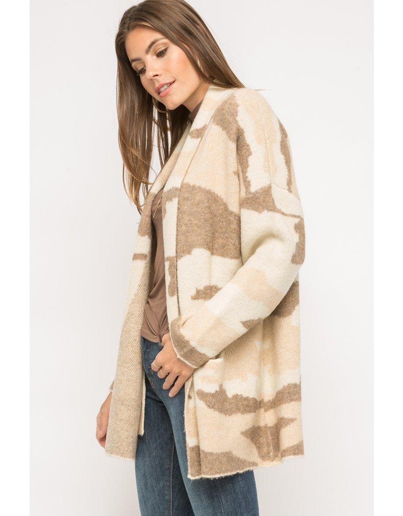 MYSTREE Mystree Sweater Camo