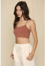BYTOGETH By Together Seamless Cami Chestnut