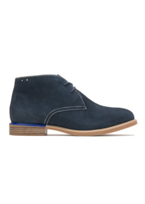 HUSHPUP Hush Puppies Bailey Chukka Navy