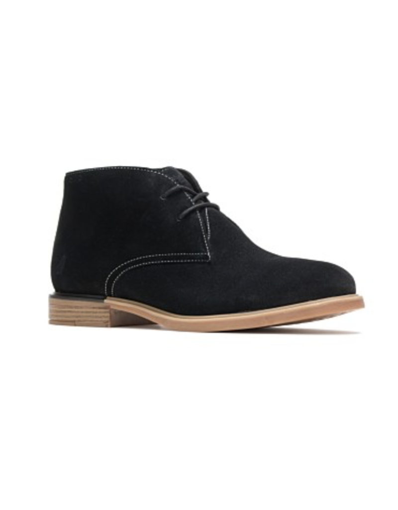 HUSHPUP Hush Puppies Bailey Chukka Black