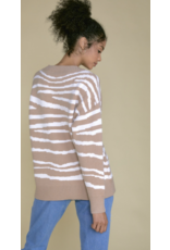 J.NNA J.NNA Mauve Sweater JWT98035