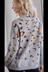 CY FASHION CY Fashion Grey/Must Sweater N5579