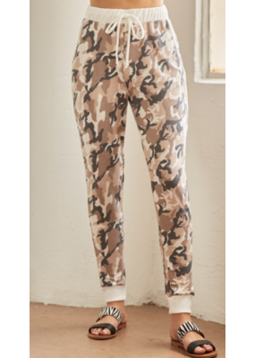 CY FASHION CY Fashion Camel Pants MP3777