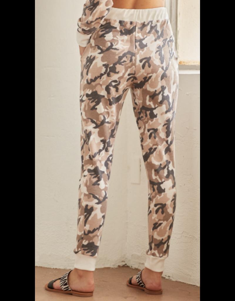 CY FASHION CY Fashion Camel Pants MP3777