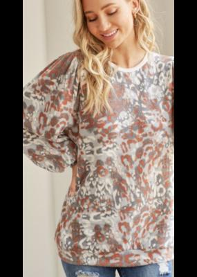 CY FASHION CY Fashion Gray Sweatshirt M4032