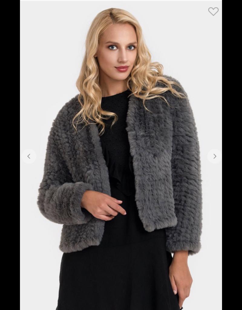 WONA Wona Grey Coat S109