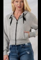 Trend Notes Trend Notes Grey Sweatshirt 0085-9552
