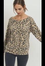 PAPER CRANE Paper Crane Camel Sweatshirt HP27531CV