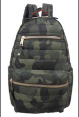 SONDRA Sondra Roberts Camo Backpack SRB2-5732