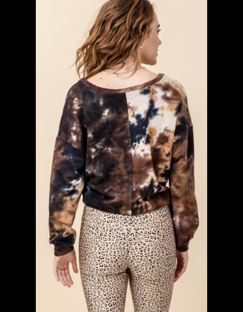 HYFVE HyFve Brown Sweatshirt HF21C645